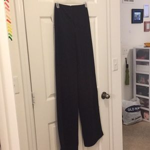 Forever 21 Pants - High-rise Wide-leg Pants